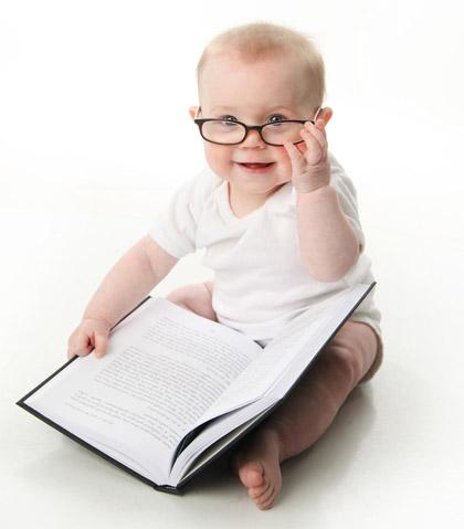 Inspiring-genius-baby